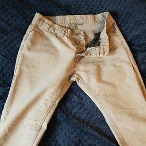 Armani Exchange 30 x 30 light grey pants